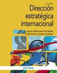 021 DIRECCION ESTRATEGICA INTERNACIONAL
