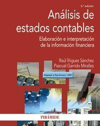021 ANALISIS DE ESTADOS CONTABLES