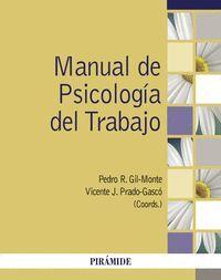 MANUAL DE PSICOLOGIA DEL TRABAJO