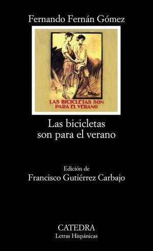 BICICLETAS SON PARA EL VERANO, LAS.
