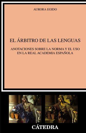 EL ÁRBITRO DE LAS LENGUAS