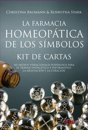 LA FARMACIA HOMEOPÁTICA DE LOS SIMBOLOS.  KIT DE CARTAS