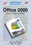 ** OFFICE 2000. GUIA PRACTICA