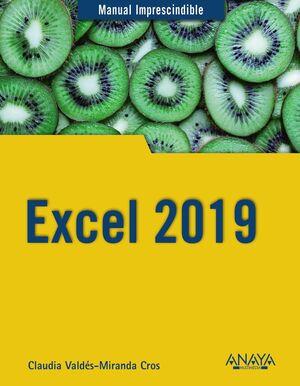 EXCEL 2019 MANUAL IMPRESCINDIBLE