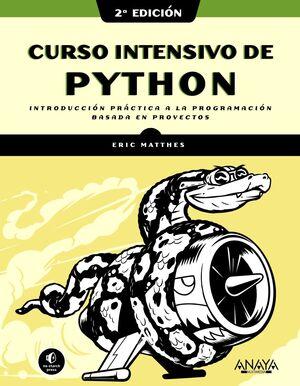 CURSO INTENSIVO DE PYTHON, 2ª EDICIÓN