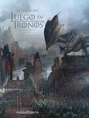EL ARTE DE JUEGO DE TRONOS