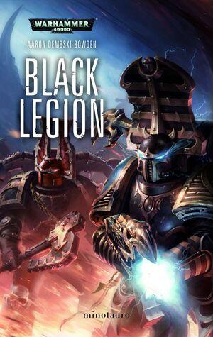 BLACK LEGION Nº 2