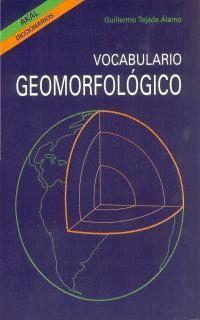 VOCABULARIO DE GEOMORFOLOGIA