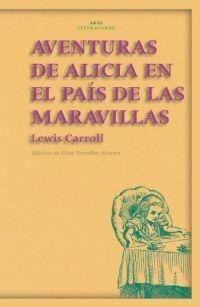 AVENTURAS DE ALICIA EN EL PAIS DE MARAVILLAS