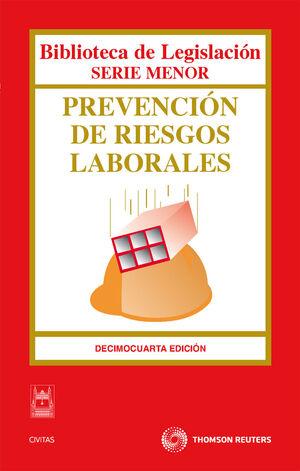 012 N125 PREVENCIÓN DE RIESGOS LABORALES
