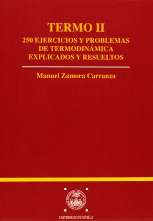 TERMO II  250 EJERCICIOS Y PROBLEMAS DE TERMODINAMICA...