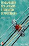 015 CIENCIA E INGENIERIA MATERIALES.FUNDAMENTOS 3ª ED
