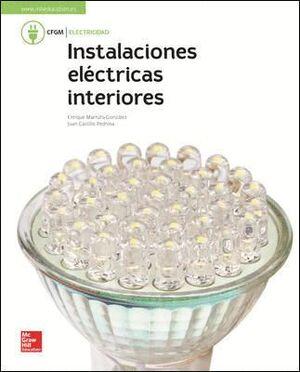 018 CF/GM INSTALACIONES ELECTRICAS INTERIORES
