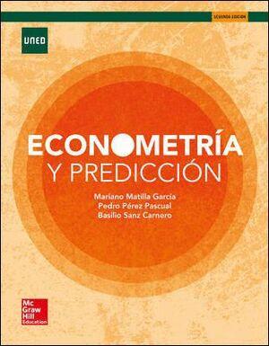 017 ECONOMETRIA Y PREDICCION + APENDICES Y TABLAS 2ªEDICION,