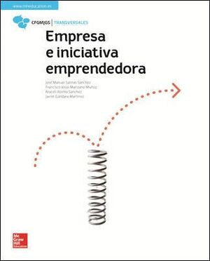 018 CF/GS/GM EMPRESA E INICIATIVA EMPRENDEDORA LOE -TRANSVERSALES
