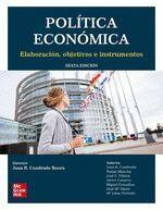 POLITICA ECONOMICA. ELABORACION, OBJETIVOS E INSTRUMENTOS