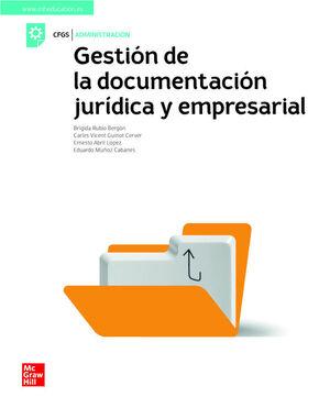 021 CF/GS GESTION DE LA DOCUMENTACION JURIDICA Y EMPRESARIAL