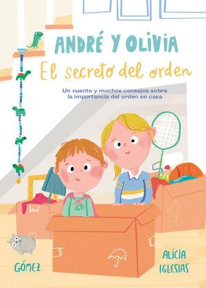 EL SECRETO DEL ORDEN. ANDRE Y OLIVIA