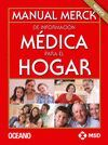 MANUAL MERCK DE INFORMACION MEDICA PARA EL HOGAR