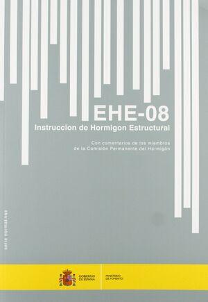 011 EHE-08 INSTRUCCION HORMIGON ESTRUCTURAL 5ªED.