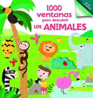 1.000 VENTANAS PARA DESCUBRIR LOS ANIMALES