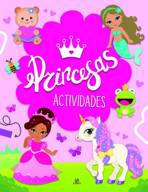 PRINCESAS -ACTIVIDADES