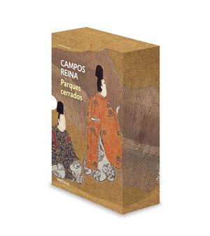 PARQUES CERRADOS: DIARIO DEL RENACIMIENTO/ POESIA COMPLETA/ DE CAMUS A KIOTO (ESTUCHE 3VOLS.)