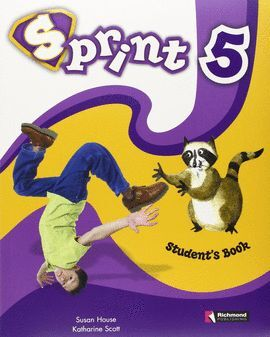 08 -SPRINT 5 STUDENT'S BOOK (PACK) +CD