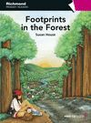 FOOTPRINTS IN THE FOREST - PRIMARY READERS (+CD)