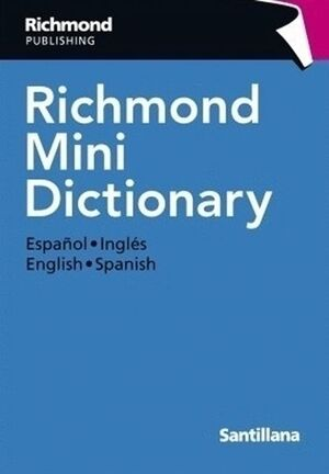 016 DICC NEW RICHMOND COMPACT DICTIONARY