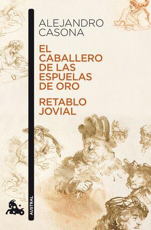 CABALLERO DE LAS ESPUELAS DE ORO, EL./ RETABLO JOVI