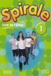 *** 005 -SPIRALE 1 -LIVRE DE L'ELEVE + CD