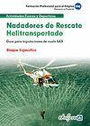011 NADADORES DE RESCATE HELITRANSPORTADO -FORMACION EMPLEO...
