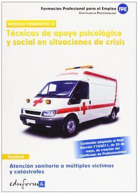 011 TECNICAS DE APOYO PSICOLOGICO Y SOCIAL EN SITUACIONES DE ....