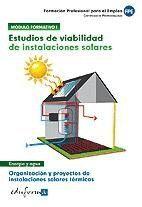 011 ESTUDIOS DE VIABILIDAD DE INSTALACIONES SOLARES. FORMACION...