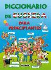 DICCIONARIO DE EUSKERA PARA PRINCIPIANTES S0251006