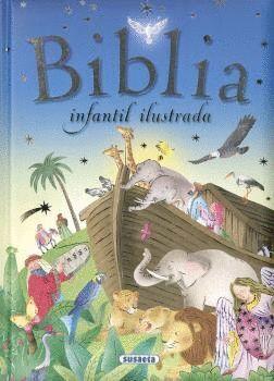 BIBLIA INFANTIL ILUSTRADA REF.2272