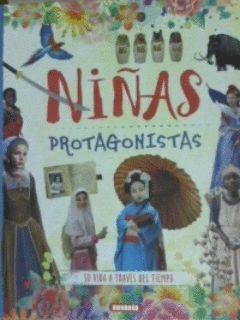 NIÑAS PROTAGONISTAS, SU VIDA ATRAVÉS DEL TIEMPO REF.2108-01
