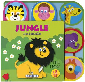 JUNGLE ANIMALS REF.7503-02