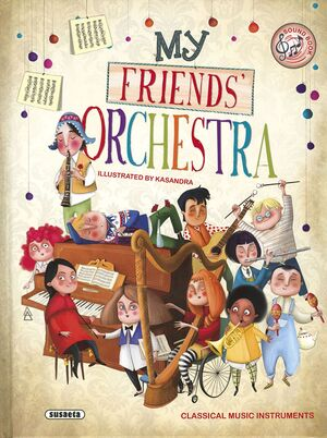 MY FRIENDS ORCHESTRA REF.7507