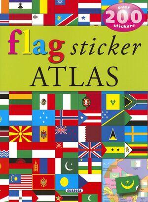 FLAG STICKER ATLAS REF.7512
