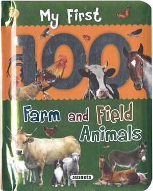 FARM AND FIELD ANIMALS -MY FIRST 100 REF.7513-01