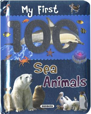 SEA ANIMALS -MY FIRST 100 REF.7513-02