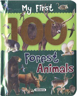 FOREST ANIMALS -MY FIRST 100 REF.7513-03