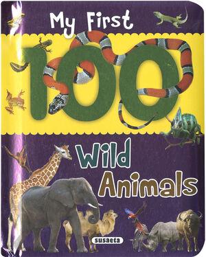 WILD ANIMALS -MY FIRST 100 REF.7513-04
