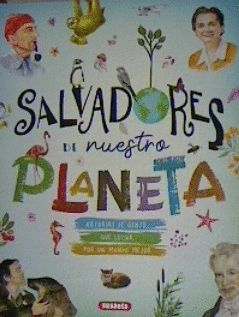 SALVADORES DE NUESTRO PLANETA REF.2108-02