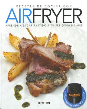 AIRFRYER RECETAS DE COCINA REF. 784