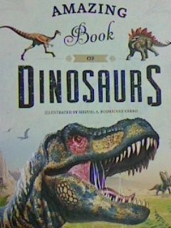 THE AMAZING BOOK OF DINOSAURS REF.7517