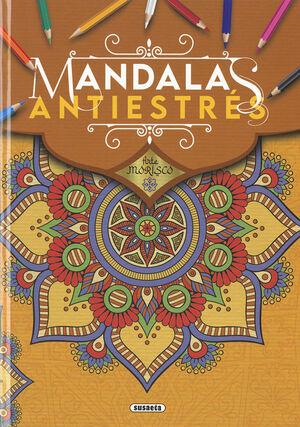 ARTE MORISCO (MANDALAS ANTIESTRES) REF.926