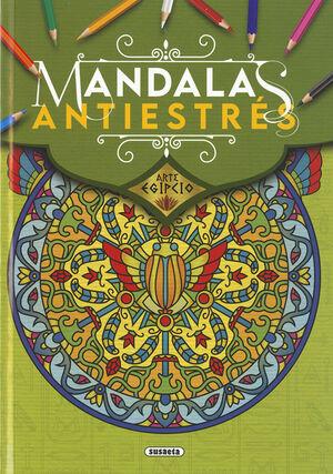 ARTE EGIPCIO (MANDALAS ANTIESTRES) REF.926